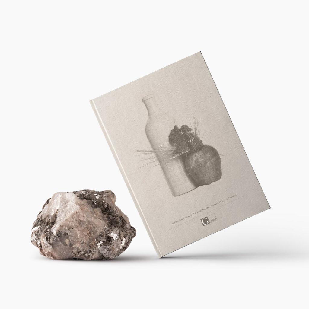 Progetto grafico catalogo decori Grandinetti