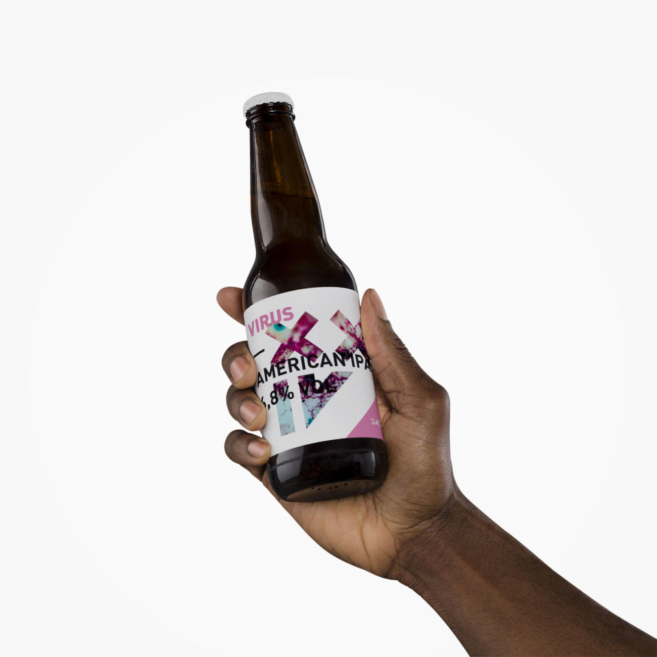 Birra artigianale Virus 24ore
